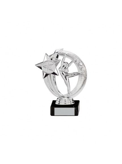 Renegade Dance Legend Award Silver - Available in 5 Sizes