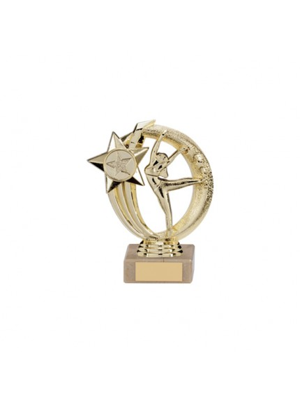Renegade Dance Legend Award Gold - Available in 5 Sizes