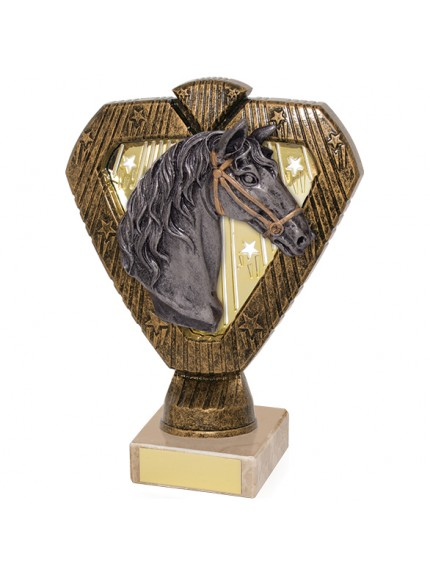 Hero Legend Equestrian Horse Award
