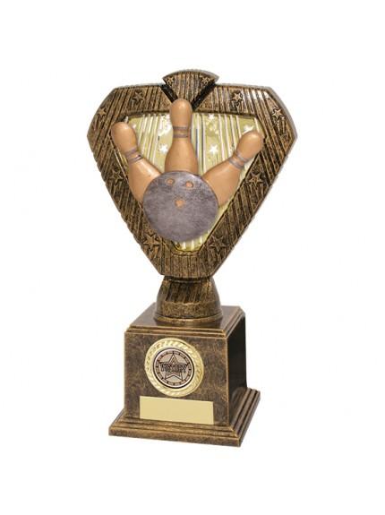 Hero Legend Ten Pin Bowling Award