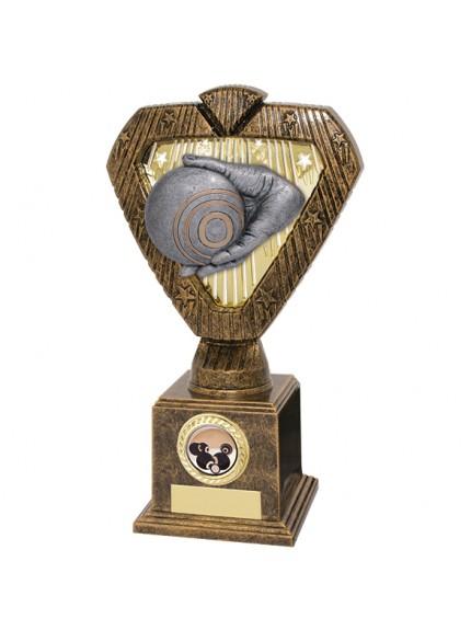 Hero Legend Lawn Bowls Award