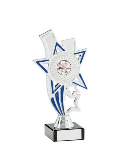 Apollo Silver & Blue Multi-Sport Trophy