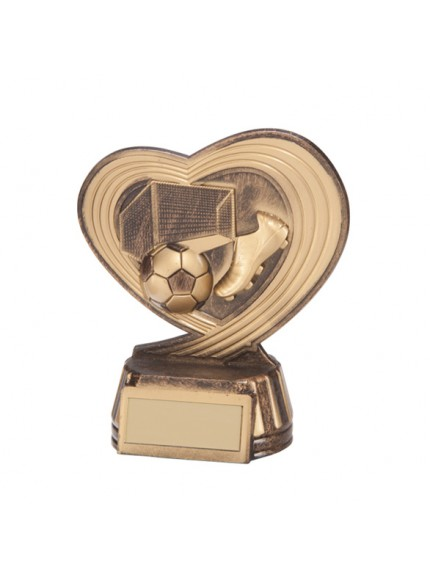 Slipstream Football Boot & Ball Award 120mm