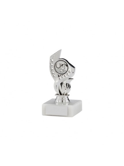 Unity Star Multi-Sport Silver Trophy - Available in 2 Sizes