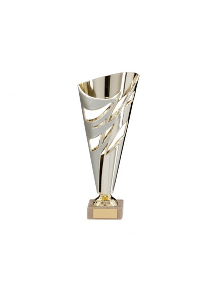Razor Silver & Gold Cup - Available in 5 Sizes