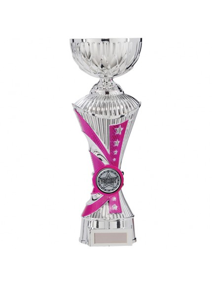 Astro All Stars Heavyweight Cup Pink & Silver - Available in 8 Sizes