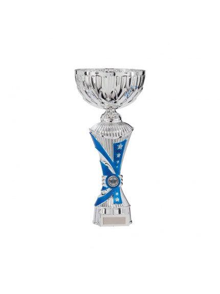 Astro All Stars Heavyweight Cup Silver & Blue - Available in 8 Sizes