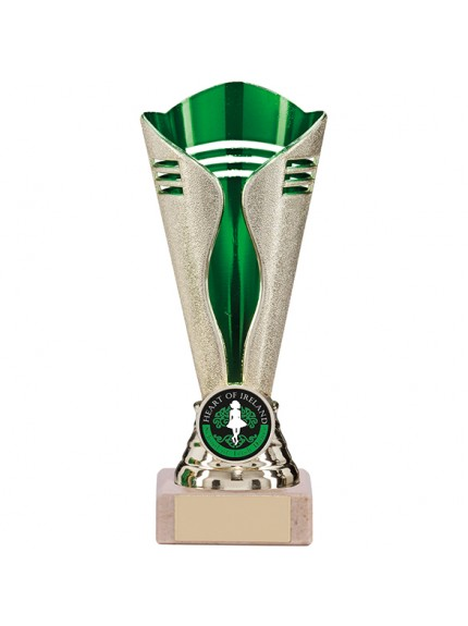 Empire Trophy Gold & Green