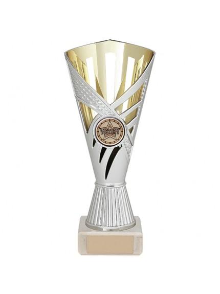 Dragon Trophy Silver & Gold