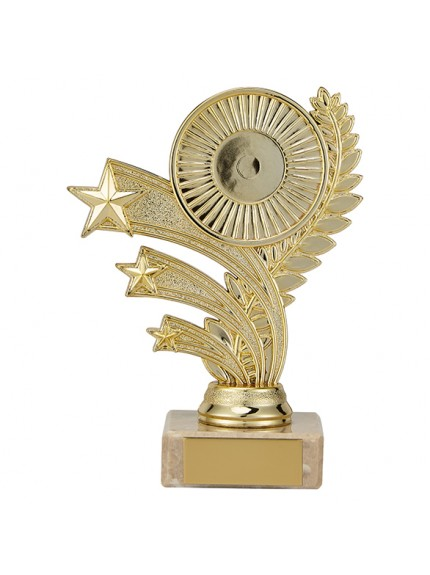 Cancun Multi-Sport Trophy Gold - 3 Sizes