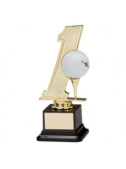 Hole In One Trophy 180mm