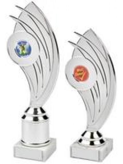 Gold/Silver/Bronze Star Holder Awards - 3 Sizes