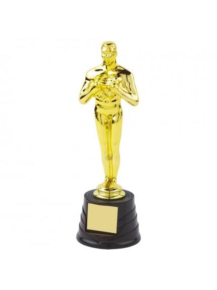Gold Figure Achievement Trophy
