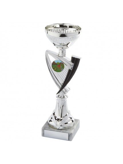 Silver Trophy Cup - Available in 6 sizes