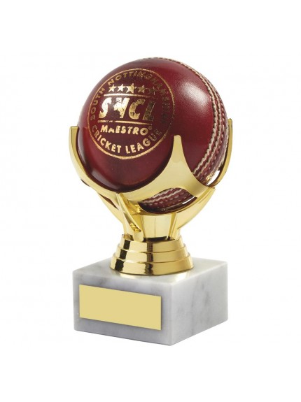 Cricket Ball Holder Trophy