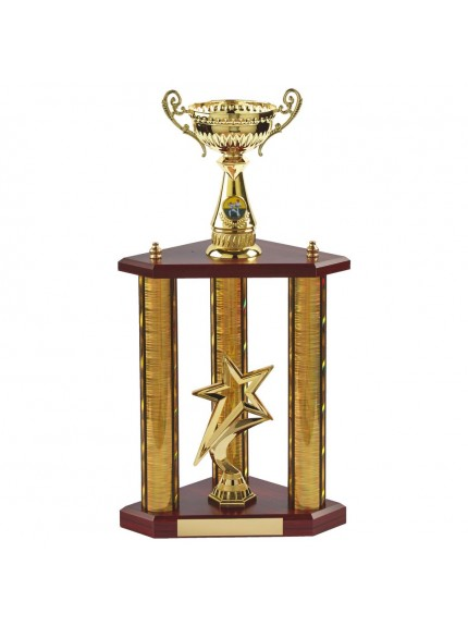 Gold Column Showstopper Award - Available in 5 sizes