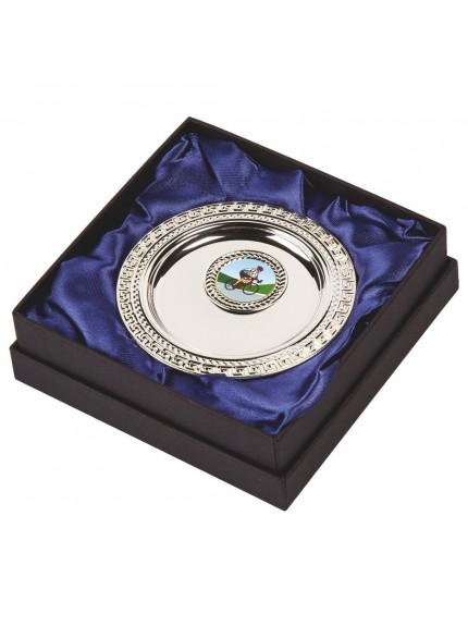 Silver Plated Salver in Presentation Case - Available in 5 sizes