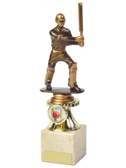 Marble Based Cricket Trophy