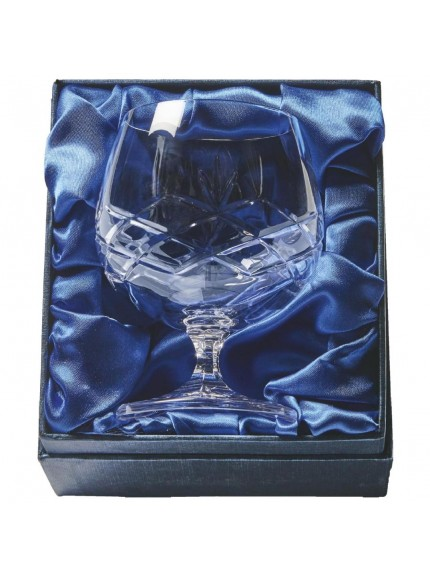 Crystal Brandy Balloon in Presentation Box