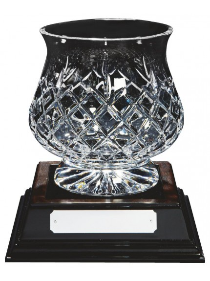 Lead Crystal Bowl Award