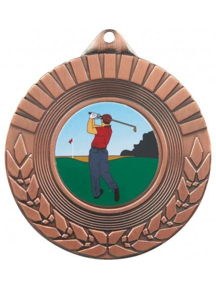 Contemporary 5cm Medal