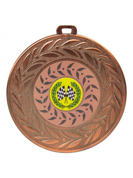 90mm Sports Medal - Available in Gold, Silver and Bronze