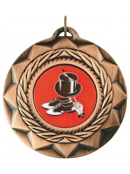 Modern 5cm Medal