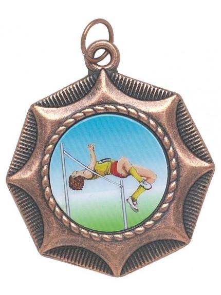 Star 4.5cm Medal
