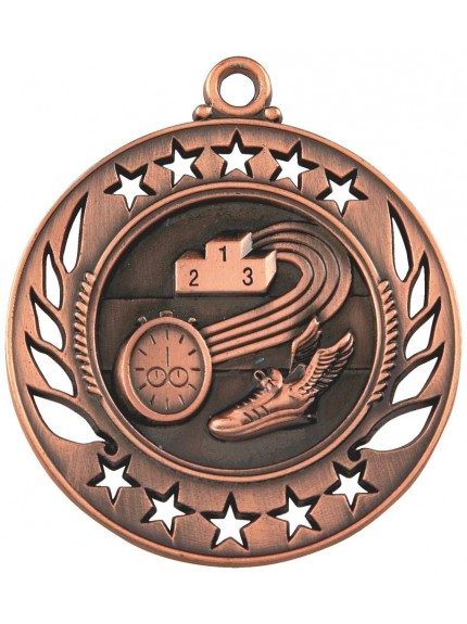 6cm Athletics Medal