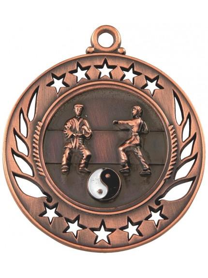 6cm Martial Arts Medal