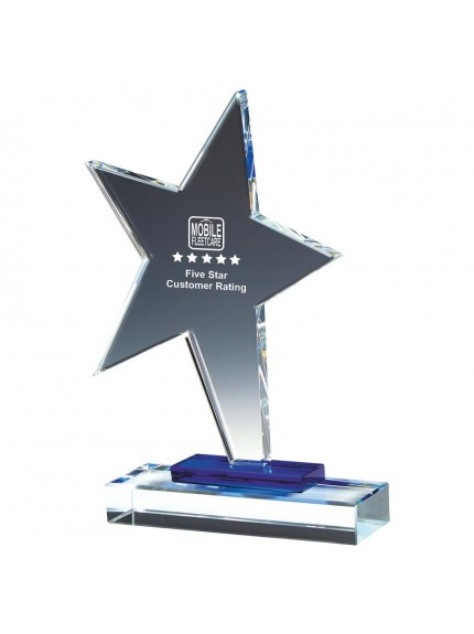 Glass Rising Star Award - Available in 2 sizes