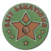 Best Behaviour Star 25mm