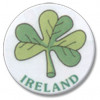 Irish Shamrock 25mm