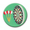 Darts & Board 25mm