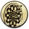 Dartboard Gold 25mm