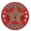 School Choir Star 25mm