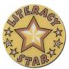 Literacy Star 25mm