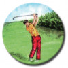 Golf Scene 25mm