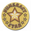 Numeracy Star 25mm