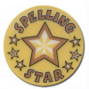 Spelling Star 25mm