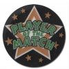 Player Of The Match 25mm