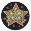 School Council Member 25mm