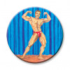 Bodybuilder Male 25mm