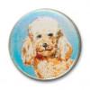 Dog - Poodle 25mm
