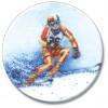 Ski- Downhill 25mm