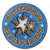 Outstanding Achievement 25mm