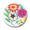 Flower - Chrysanthemum 25mm