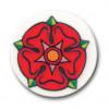 Flower-Lancashire Rose 25mm