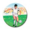 Footballer-Male White 25mm