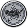 Victory Centre Silver 25mm